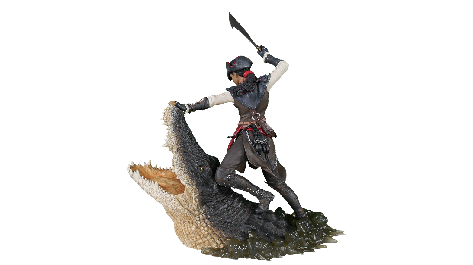Assassin's Creed Liberation - The Assassin of New Orleans Ubi-Aveline-05
