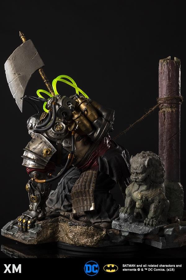 Samurai Series : Bane XM-Bane-samurai-statue-02