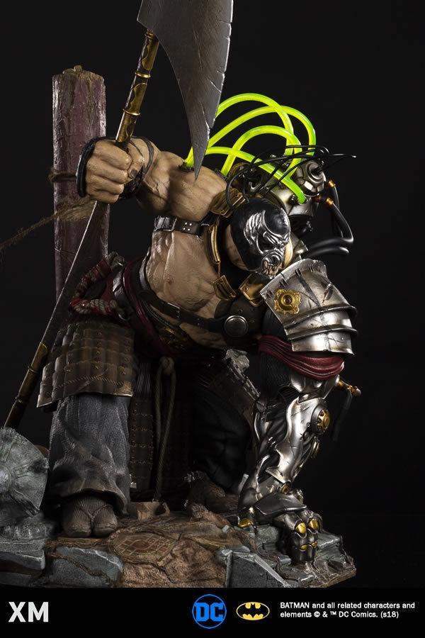 Samurai Series : Bane XM-Bane-samurai-statue-03