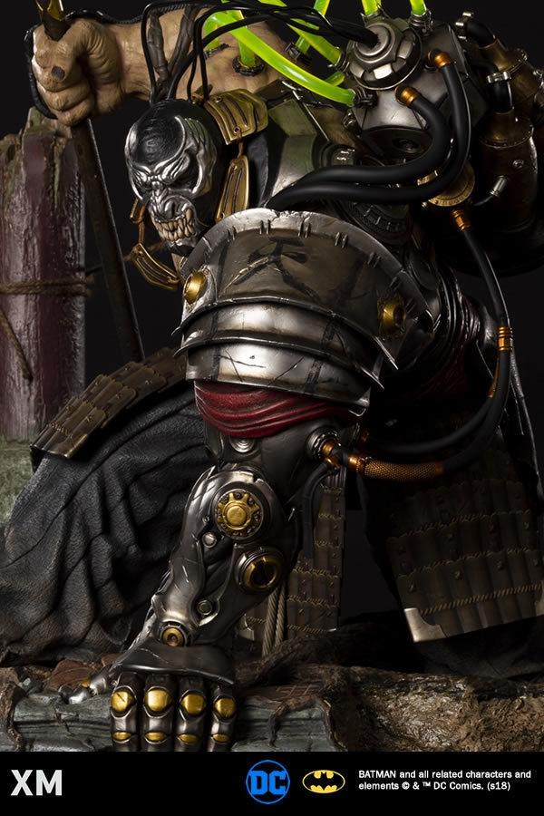 Samurai Series : Bane XM-Bane-samurai-statue-05