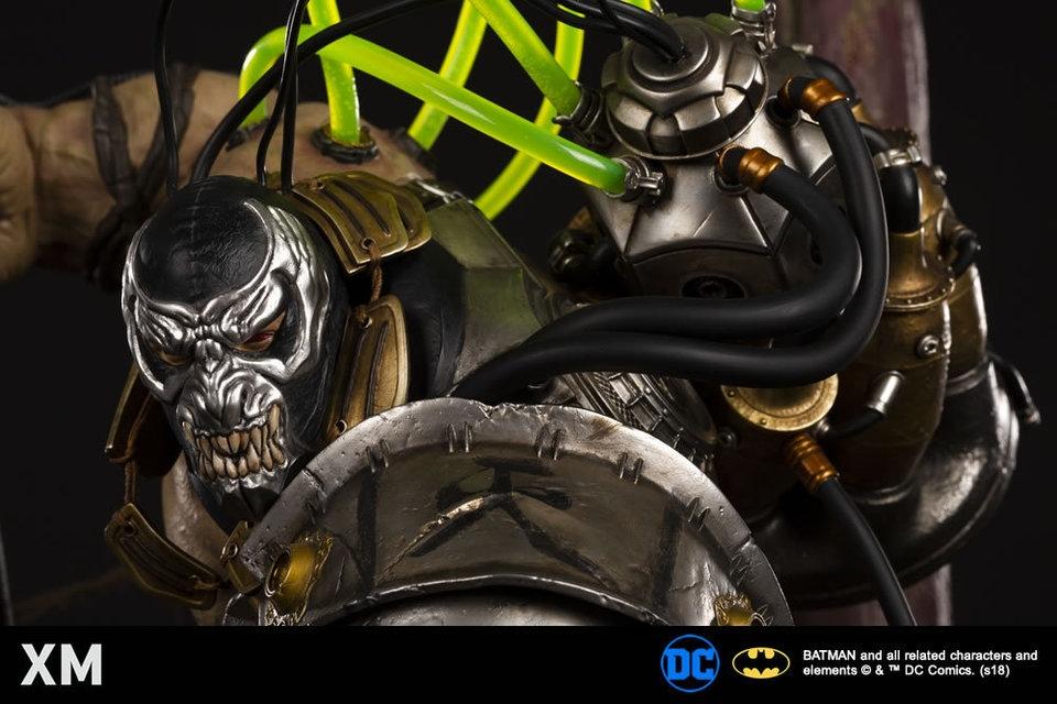 Samurai Series : Bane XM-Bane-samurai-statue-06