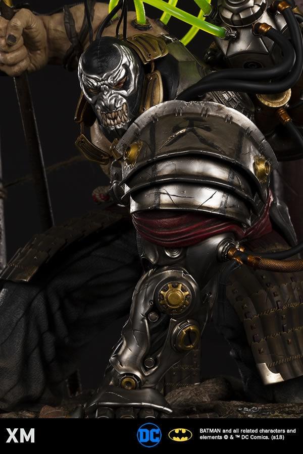 Samurai Series : Bane XM-Bane-samurai-statue-07