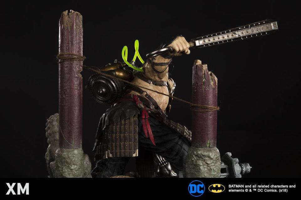 Samurai Series : Bane XM-Bane-samurai-statue-10