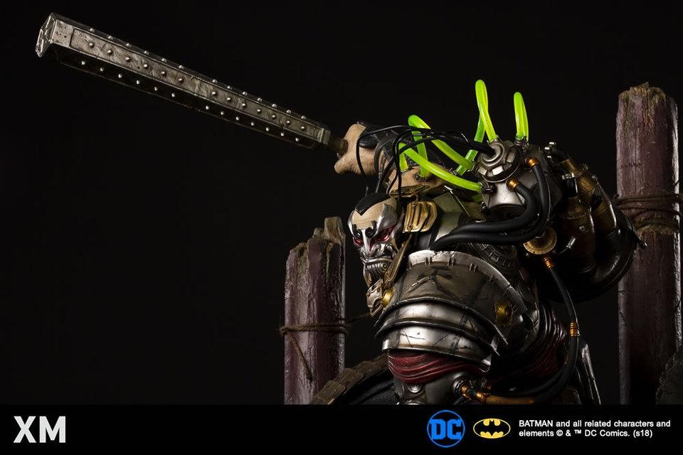Samurai Series : Bane XM-Bane-samurai-statue-13