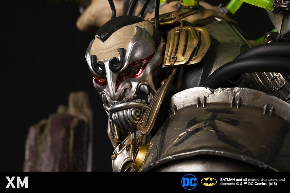 Samurai Series : Bane XM-Bane-samurai-statue-14