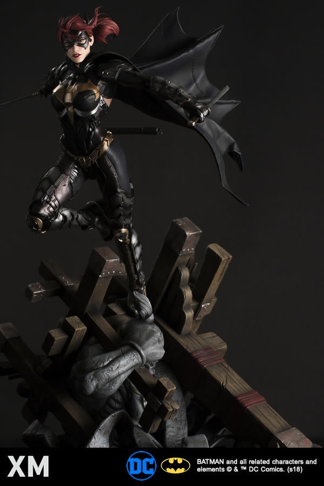 Samurai Series : Batgirl XM-batgirl-premium-01