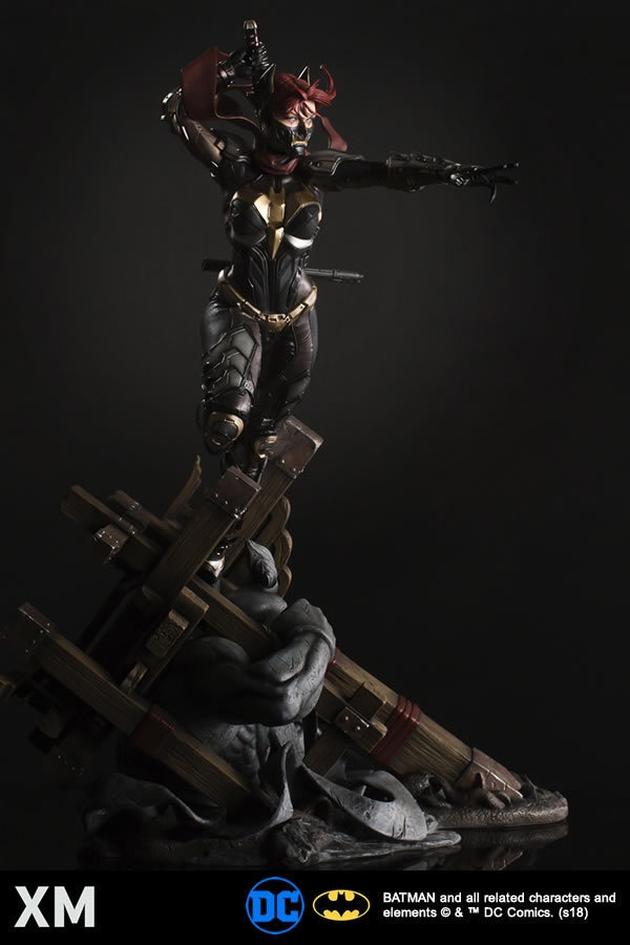 Samurai Series : Batgirl XM-batgirl-premium-02