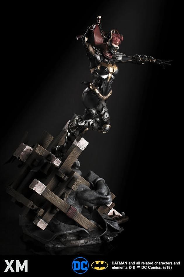 Samurai Series : Batgirl XM-batgirl-premium-03