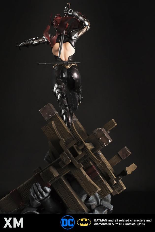 Samurai Series : Batgirl XM-batgirl-premium-04