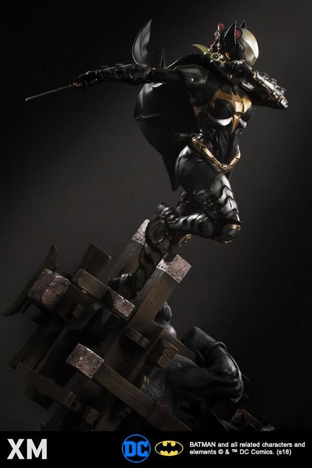 Samurai Series : Batgirl XM-batgirl-premium-05