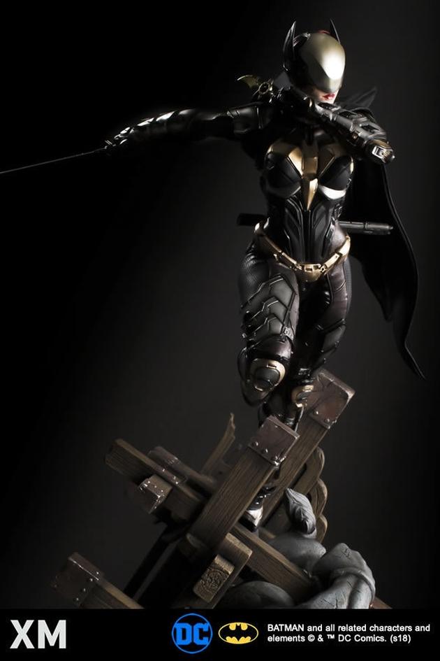 Samurai Series : Batgirl XM-batgirl-premium-06