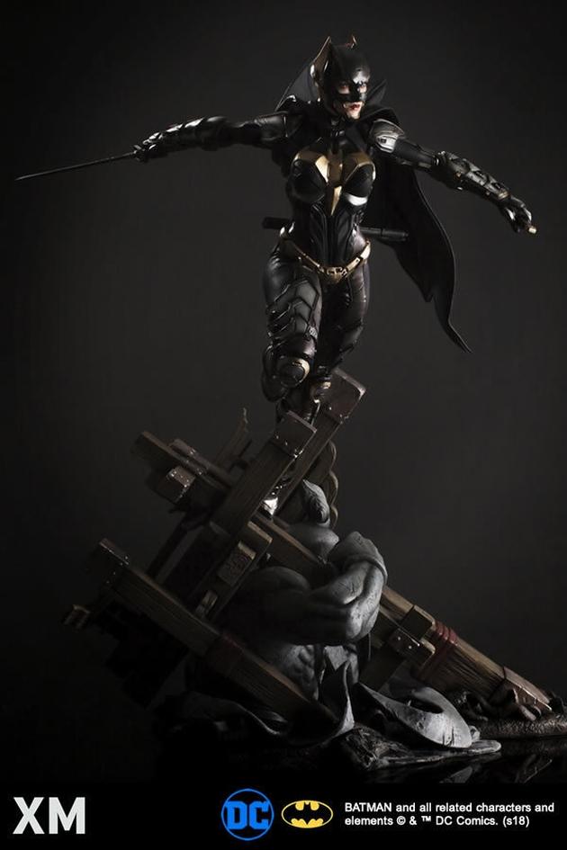 Samurai Series : Batgirl XM-batgirl-premium-07