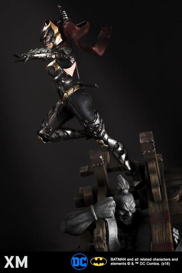 Samurai Series : Batgirl XM-batgirl-premium-08