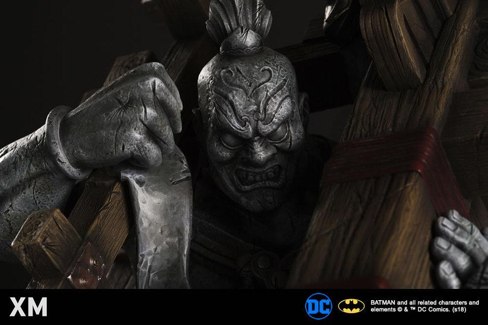 Samurai Series : Batgirl XM-batgirl-premium-11