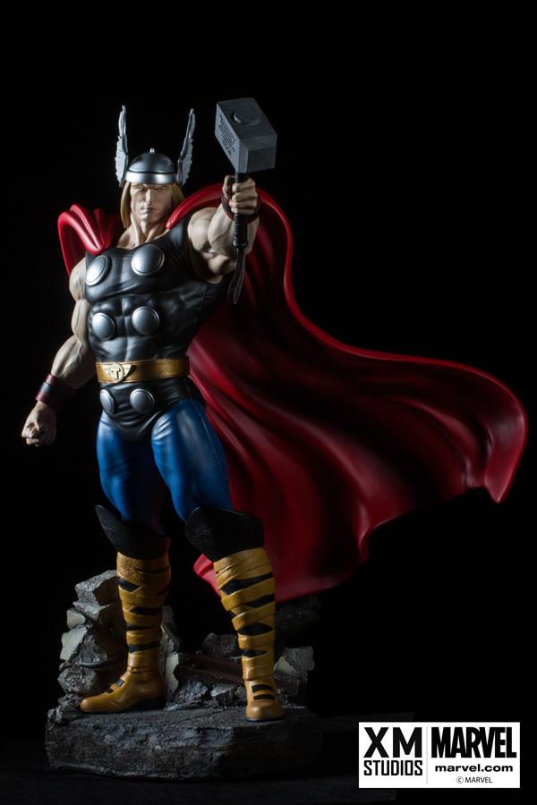 Premium Collectibles : Thor - Comics version  Xm-thor-premium-01