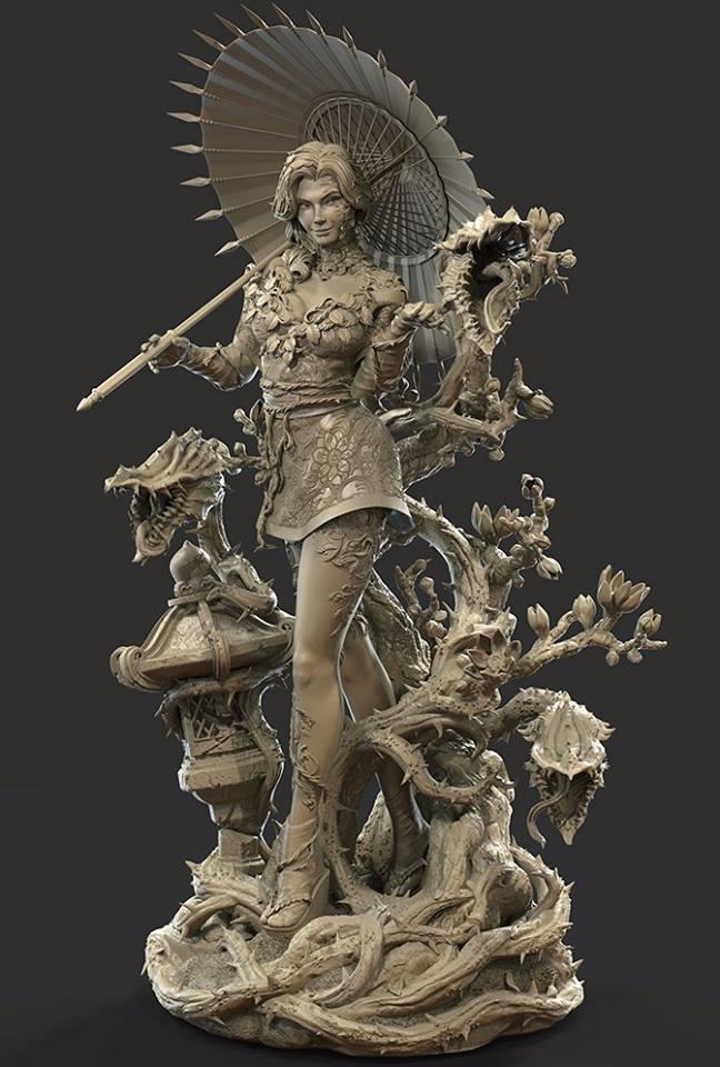 Samurai Series : Poison Ivy Poison_ivy_01