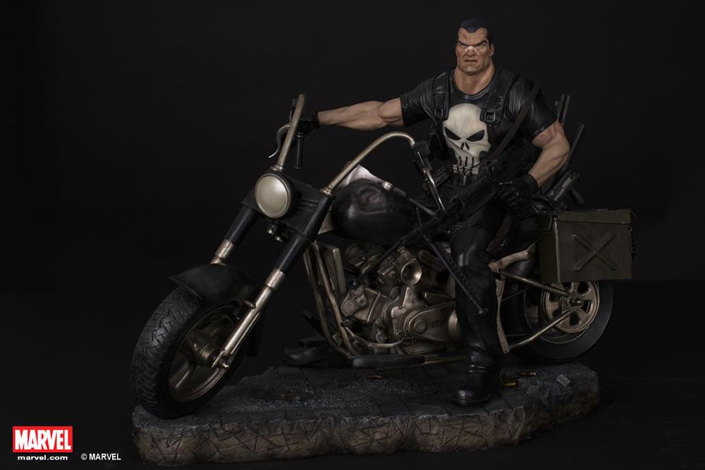 Premium Collectibles : Punisher XM-Punisher-premium-01