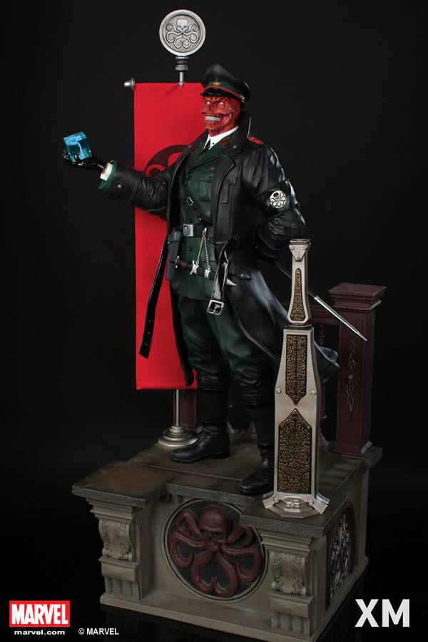 Premium Collectibles : Red Skull XM-Red-skull-premium-01