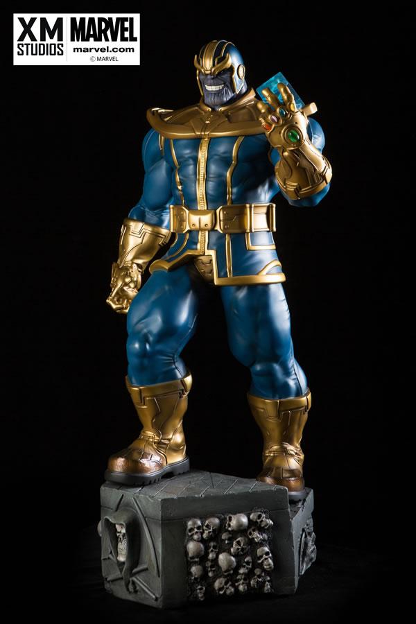 Premium Collectibles : Thanos  XM-Thanos-premium-01