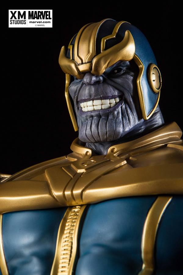 Premium Collectibles : Thanos  XM-Thanos-premium-03