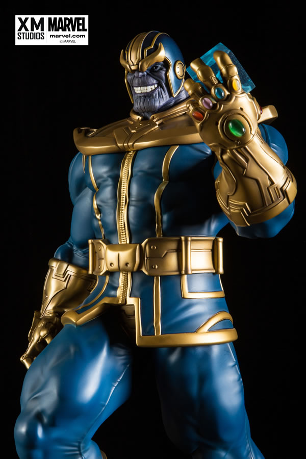 Premium Collectibles : Thanos  XM-Thanos-premium-04