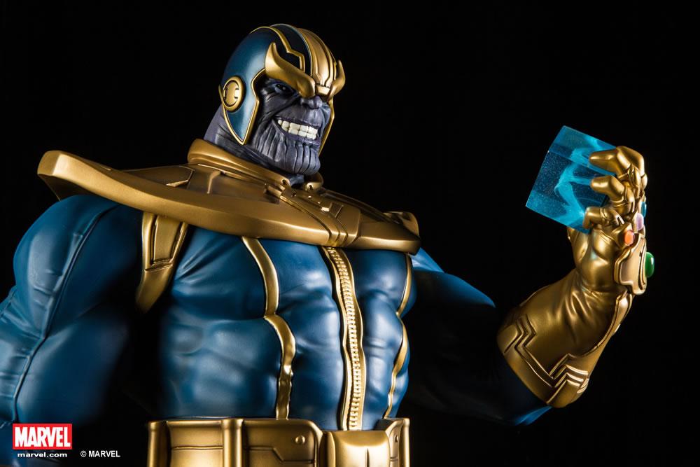 Premium Collectibles : Thanos  XM-Thanos-premium-09