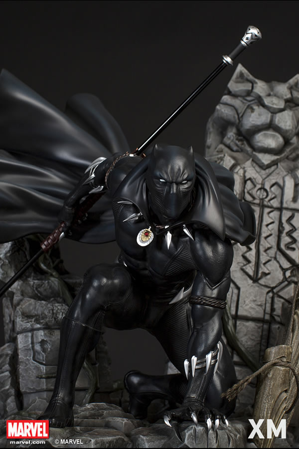 Premium Collectibles : Black Panther XM-black-panther-premium-01