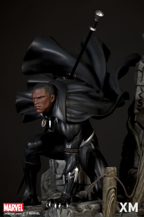 Premium Collectibles : Black Panther XM-black-panther-premium-06
