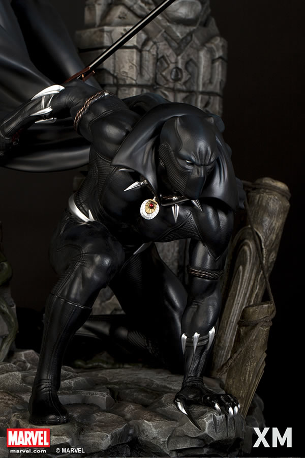 Premium Collectibles : Black Panther XM-black-panther-premium-08