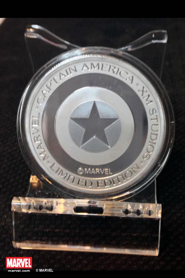 Premium Collectibles : Captain America - Comics Version XM-captain-america-premium-08