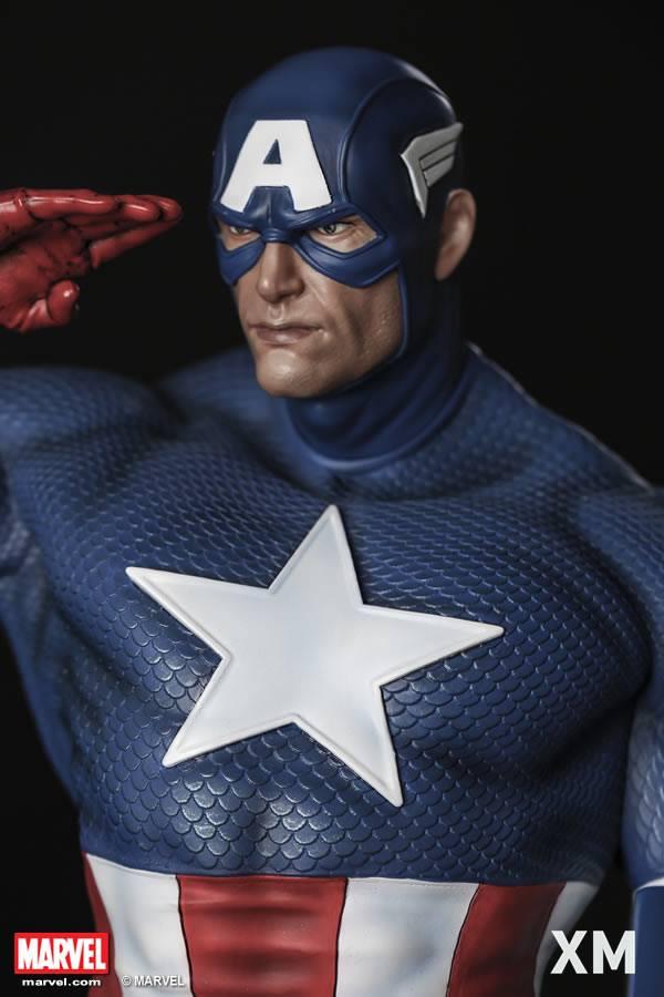 Premium Collectibles : Captain America - Sentinel of liberty XM-captain-america-sentinel-of-liberty-02
