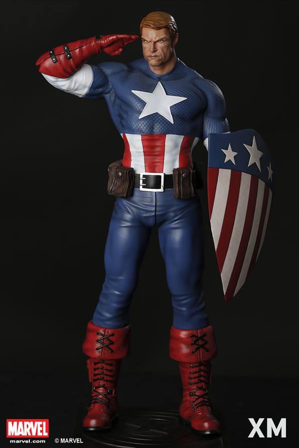 Premium Collectibles : Captain America - Sentinel of liberty XM-captain-america-sentinel-of-liberty-03