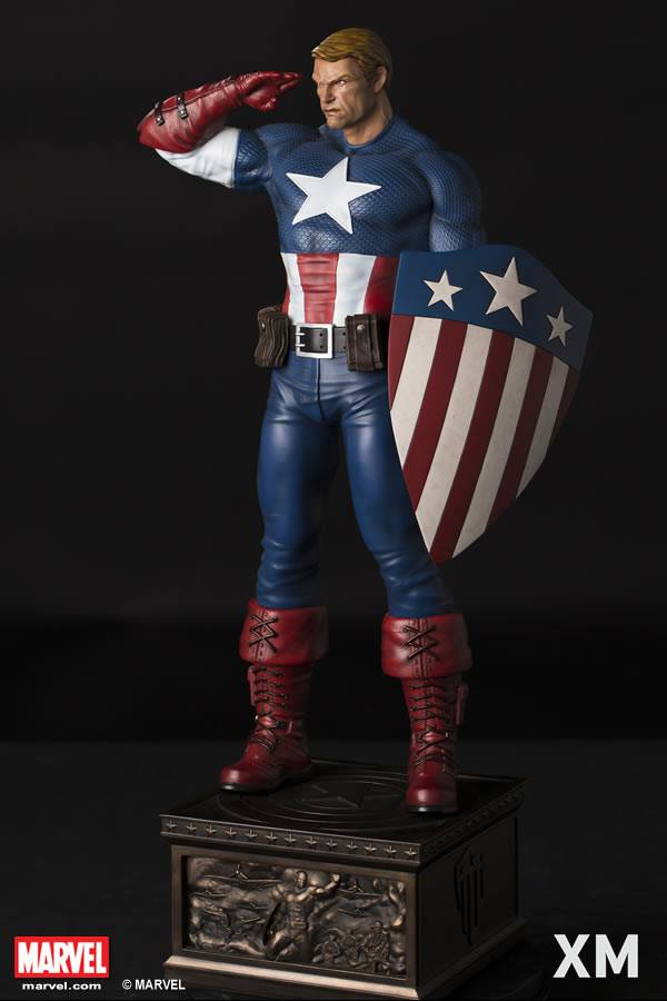 Premium Collectibles : Captain America - Sentinel of liberty XM-captain-america-sentinel-of-liberty-04