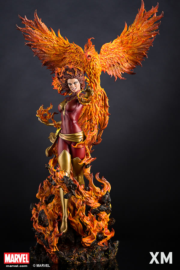 Premium Collectibles : Dark Phoenix XM-dark-phoenix-premium-01