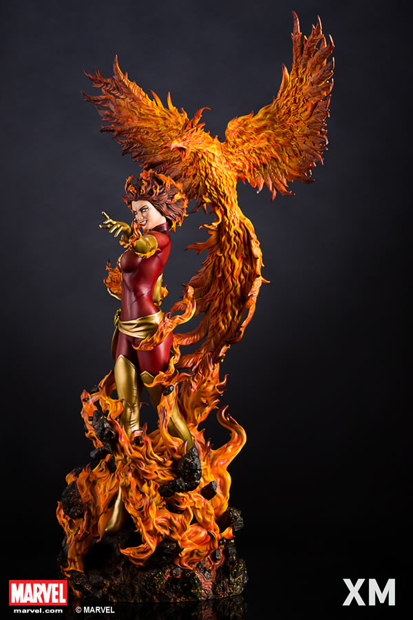 Premium Collectibles : Dark Phoenix XM-dark-phoenix-premium-02