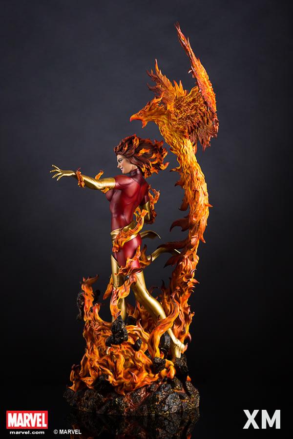 Premium Collectibles : Dark Phoenix XM-dark-phoenix-premium-03