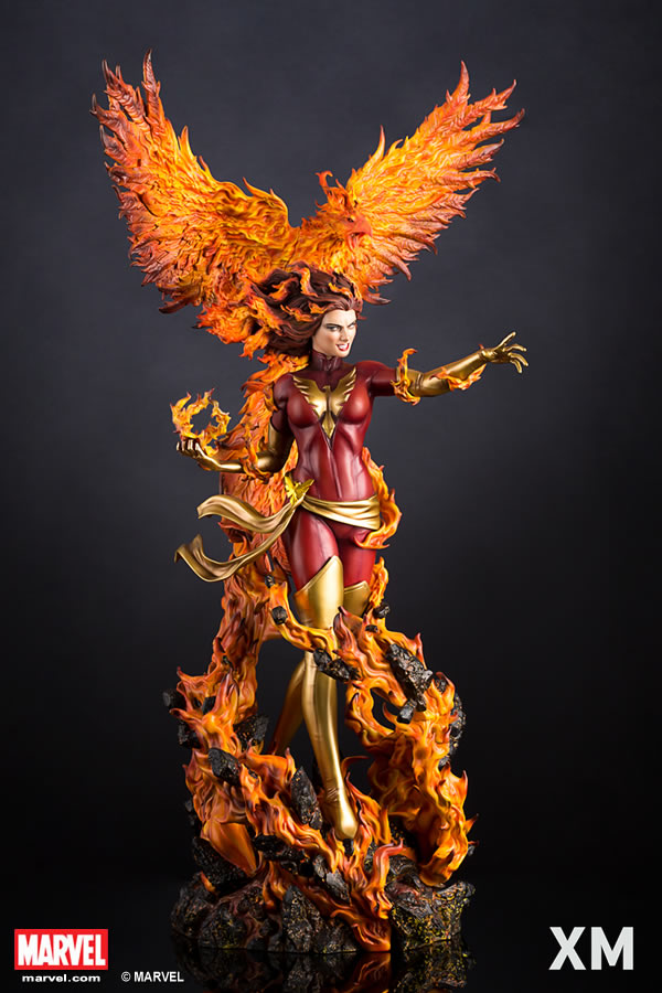 Premium Collectibles : Dark Phoenix XM-dark-phoenix-premium-05