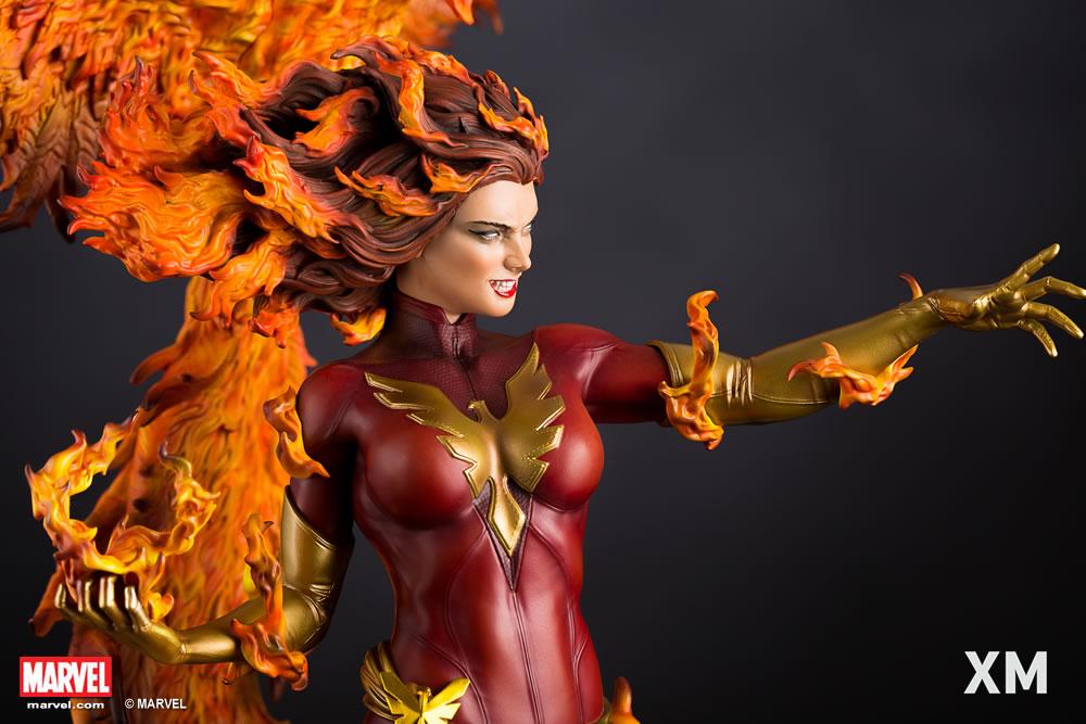Premium Collectibles : Dark Phoenix XM-dark-phoenix-premium-06