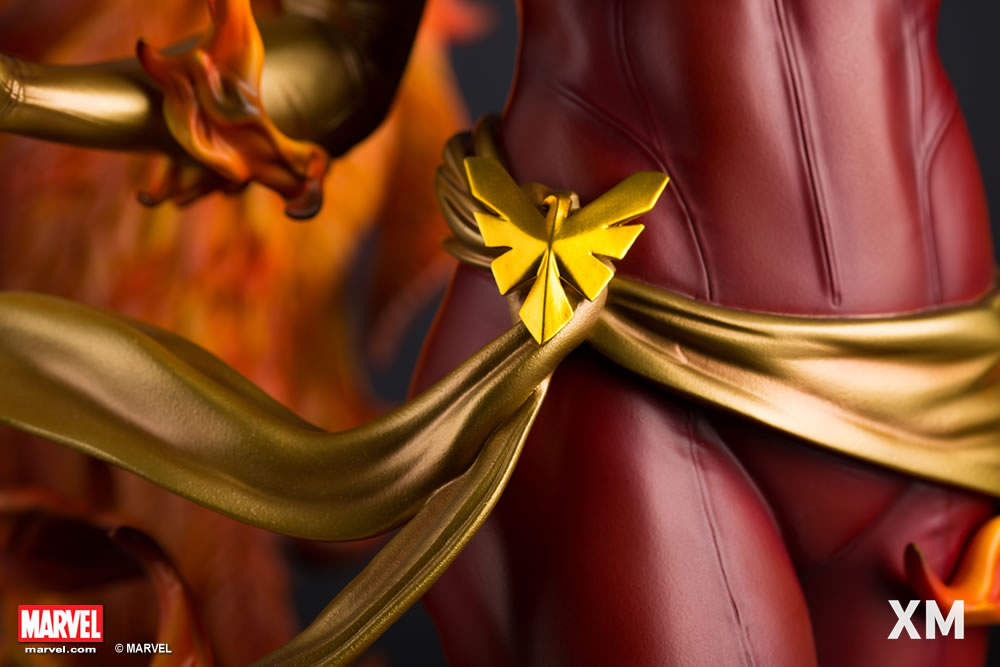 Premium Collectibles : Dark Phoenix XM-dark-phoenix-premium-07