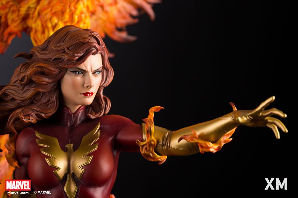 Premium Collectibles : Dark Phoenix XM-dark-phoenix-premium-09