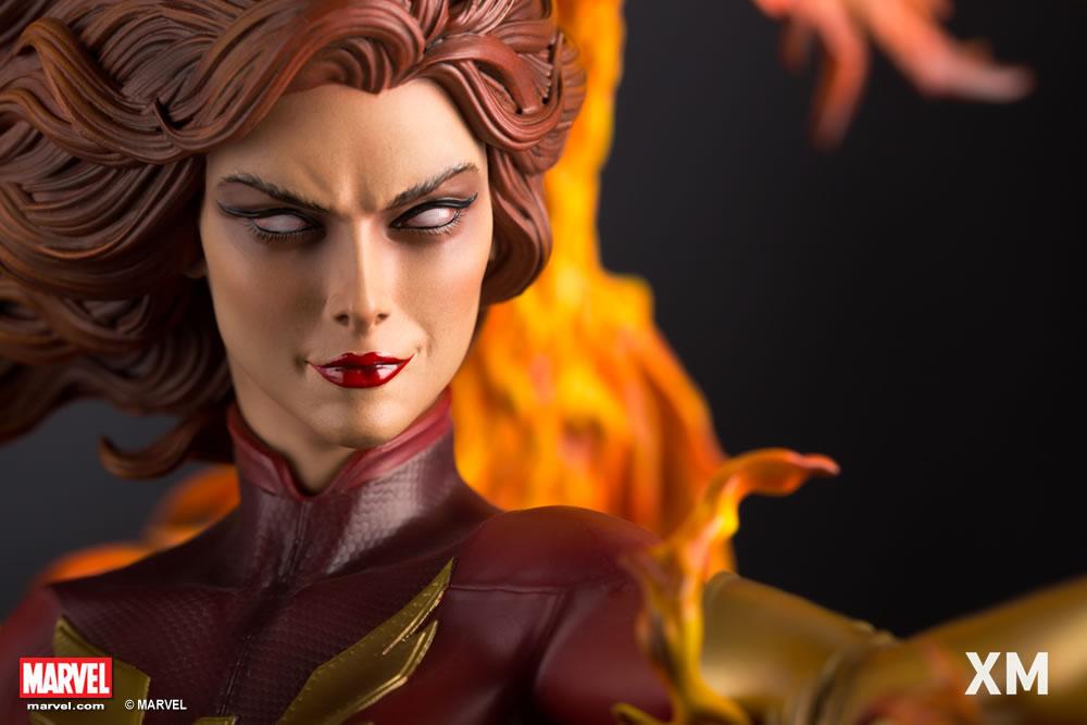 Premium Collectibles : Dark Phoenix XM-dark-phoenix-premium-10