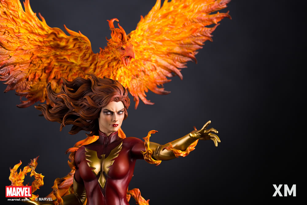 Premium Collectibles : Dark Phoenix XM-dark-phoenix-premium-11