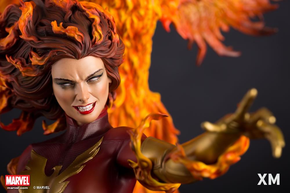 Premium Collectibles : Dark Phoenix XM-dark-phoenix-premium-12