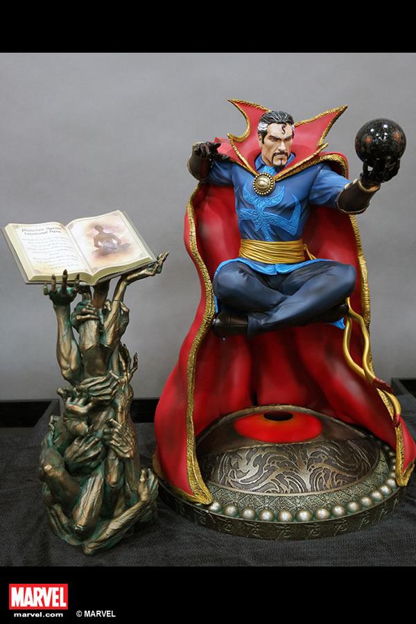 Premium Collectibles : Doctor Strange XM-docor-strange-premium-01