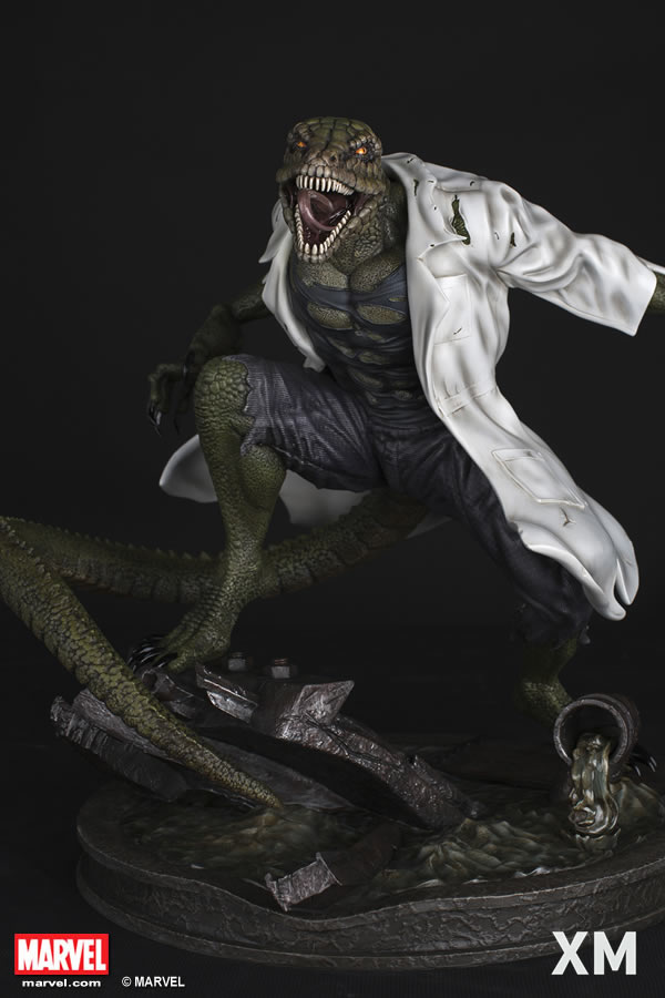 Premium Collectibles : Lizard XM-lizard-premium-05