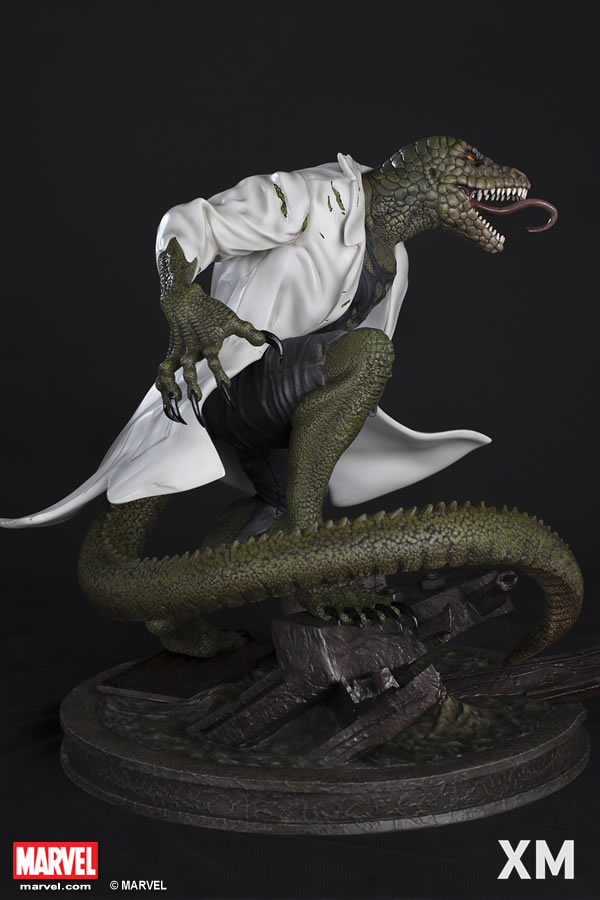 Premium Collectibles : Lizard XM-lizard-premium-07
