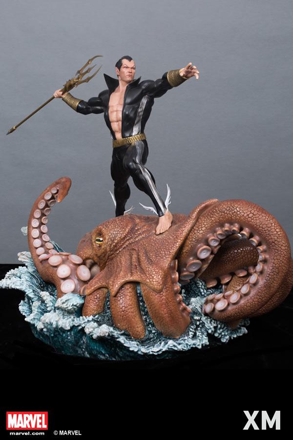 Premium Collectibles : Namor the First, Prince of Atlantis XM-namor-premium-01