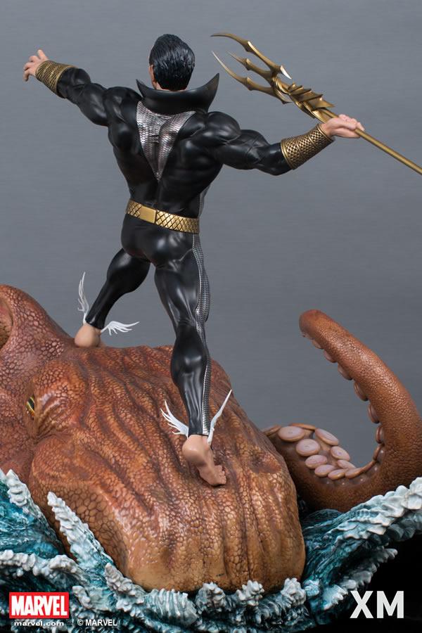 Premium Collectibles : Namor the First, Prince of Atlantis XM-namor-premium-03