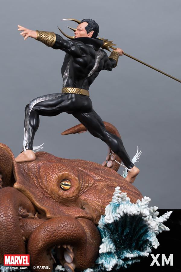 Premium Collectibles : Namor the First, Prince of Atlantis XM-namor-premium-05