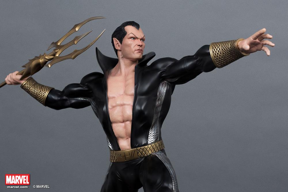Premium Collectibles : Namor the First, Prince of Atlantis XM-namor-premium-09